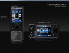 Sony Ericsson Sora