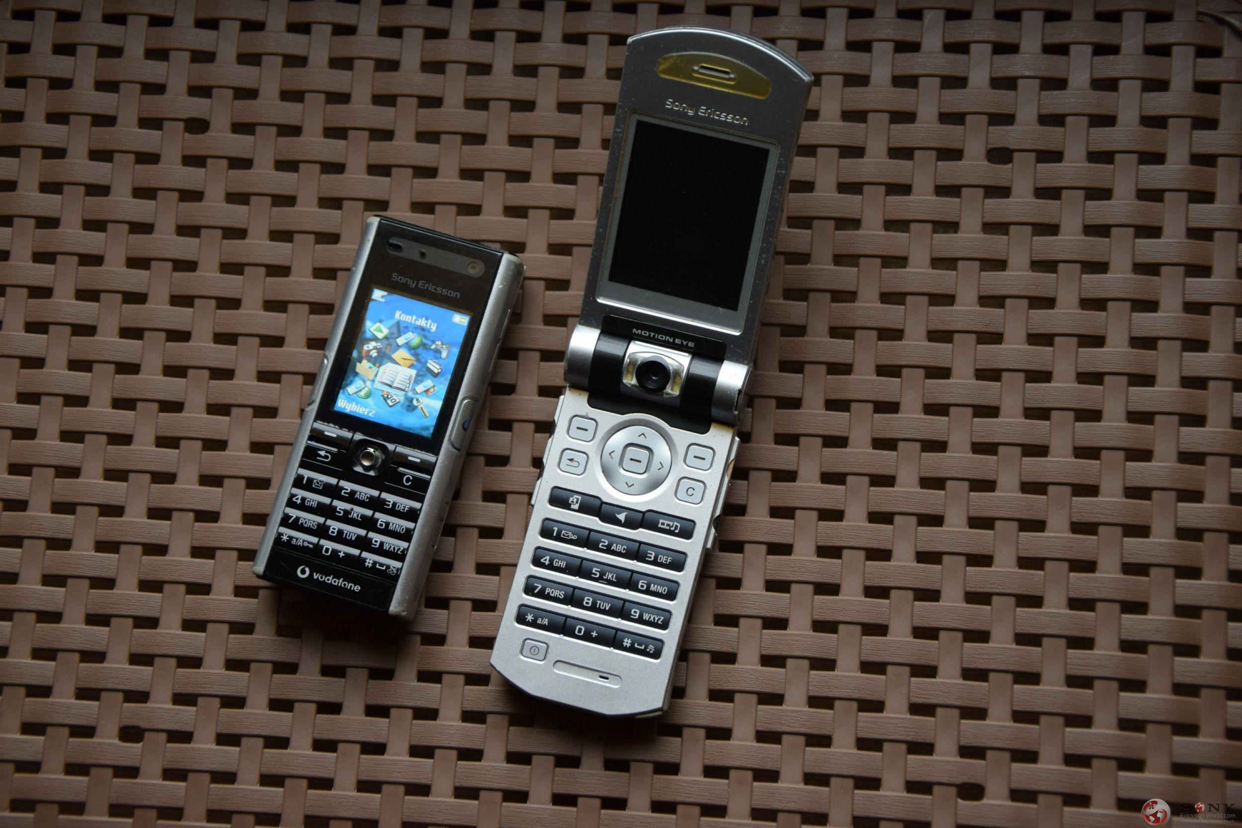 Sony Ericsson V800i i V600i@K600i