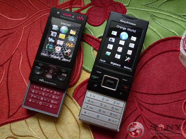 Sony Ericsson W715i Hazel :)