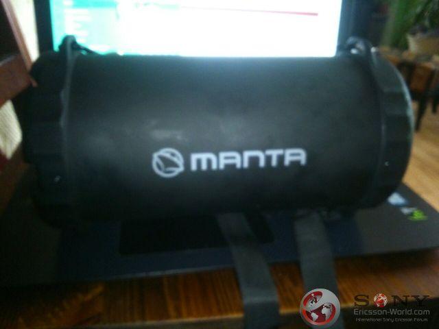 Manta SPK204FM