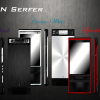 Se7eN Serfer Purple Black, Cosmo White, Speedster Red