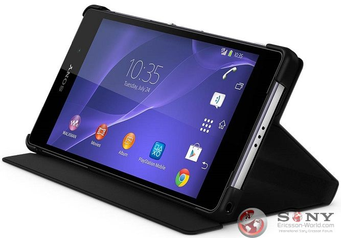 SCR 10 Xperia Z2 Style Cover Stand1