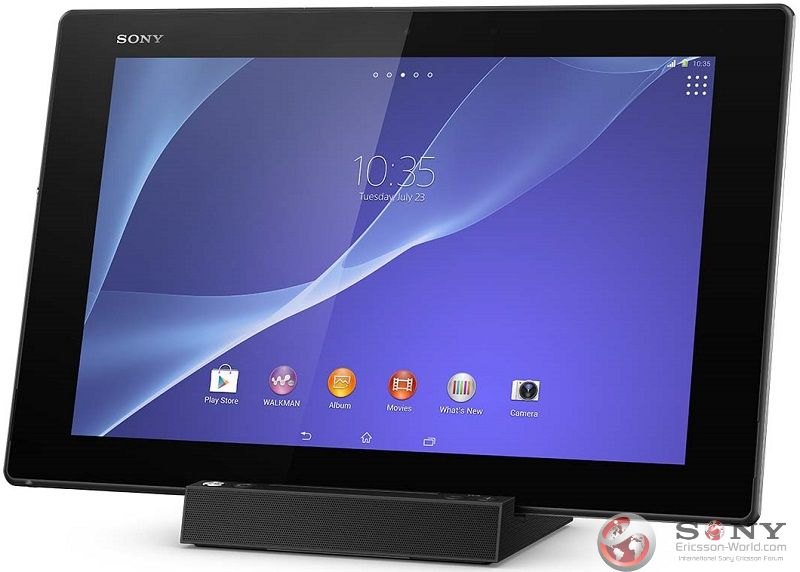 Xperia Z2 Tablet Charging Pad BSC10
