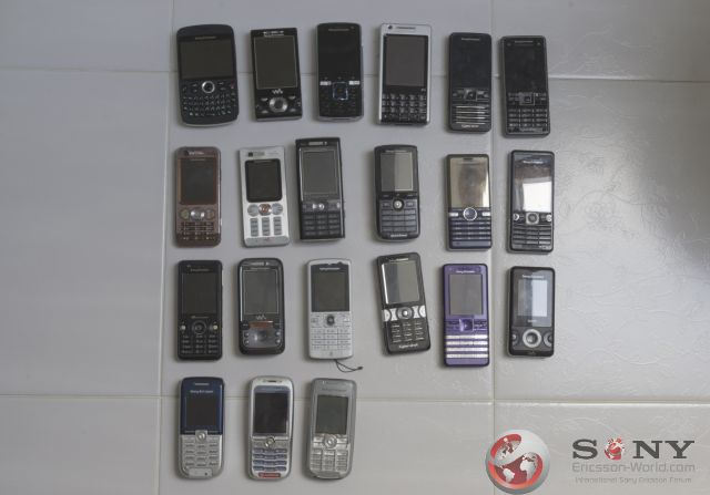 Sony Ericsson 21