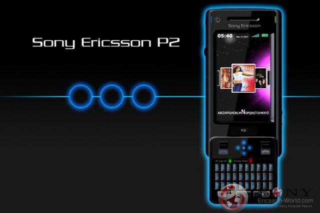 Sony Ericsson P2