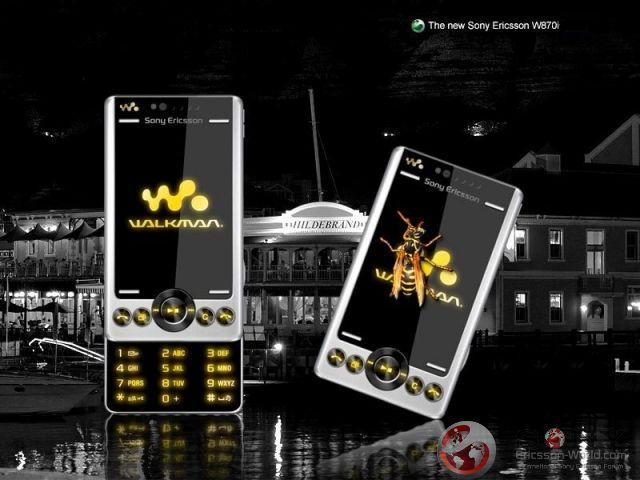 Sony Ericsson w870i