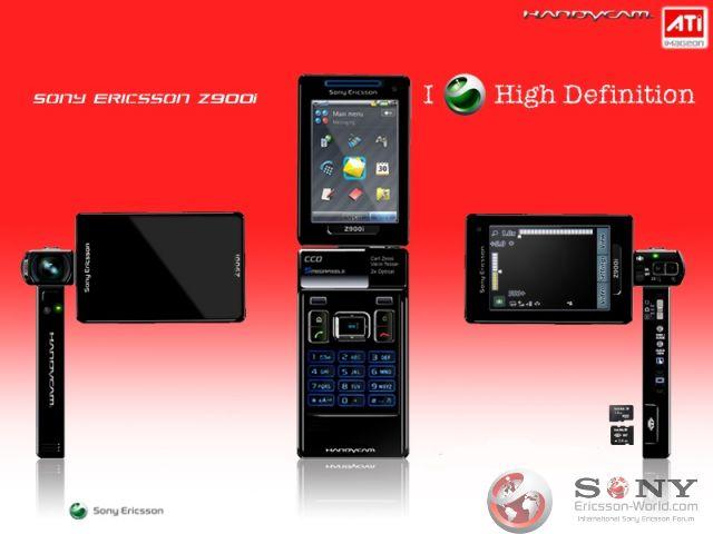 Sony Ericsson Z900i