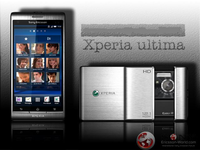 Sony Ericsson Xperia Ultima